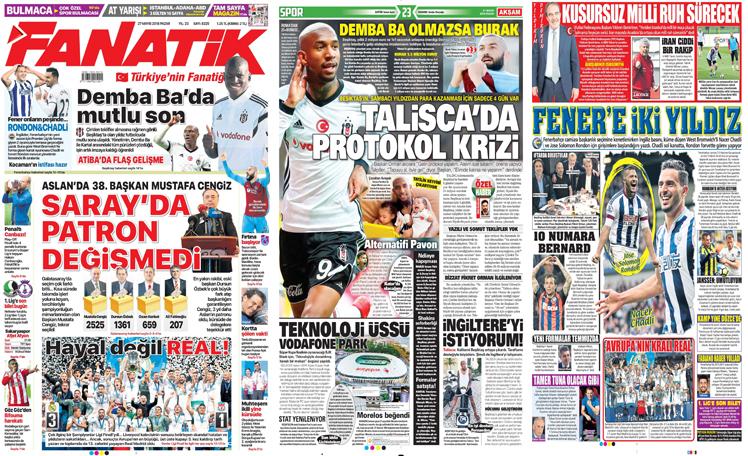 27 Mayıs gazete manşetleri