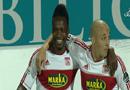 Sivasspor Gaziantepspor golleri