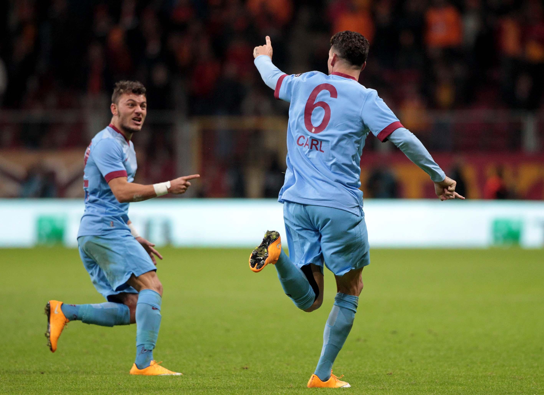 Galatasaray Trabzonspor golleri