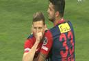 Bursaspor Mersin İdman Yurdu golleri