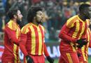 Kayserispor Galatasaray golleri