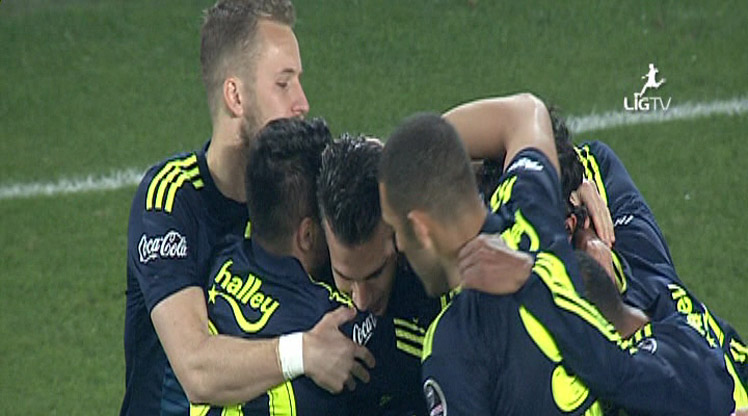 Fenerbahçe - Kayserispor