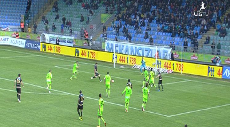 Çaykur Rizespor - Osmanlıspor FK