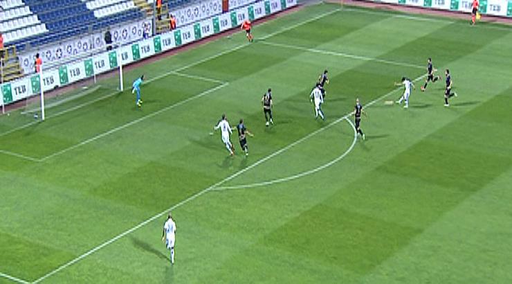 Kasımpaşa Osmanlıspor FK golleri