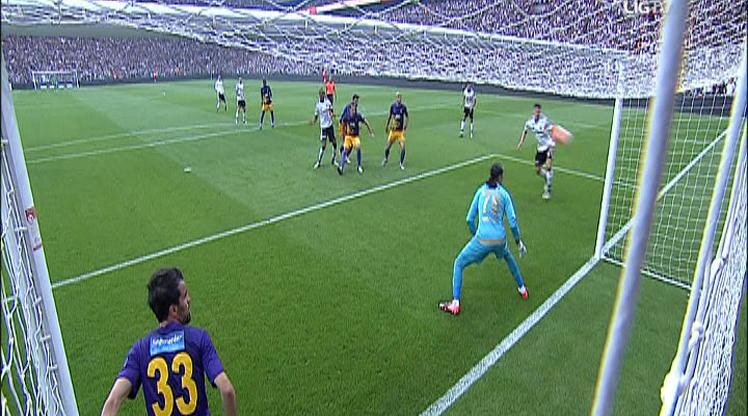 Beşiktaş Osmanlıspor FK golleri