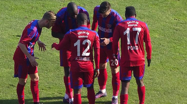 KDÇ Karabükspor Gaziantepspor golleri