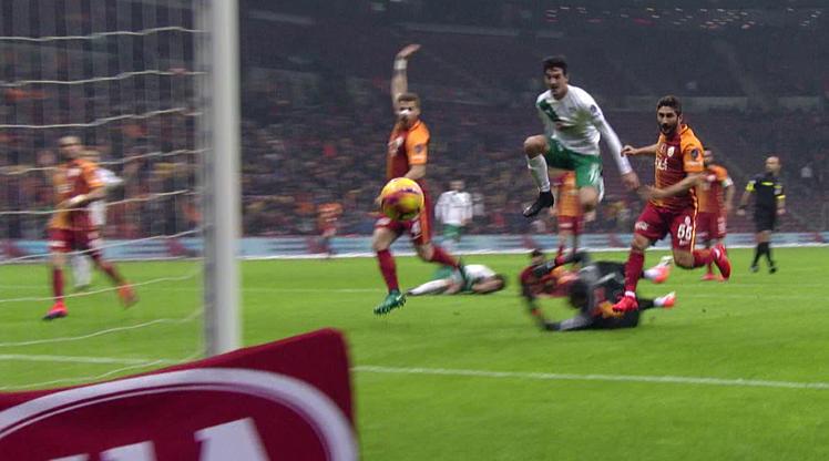 Galatasaray Bursaspor golleri