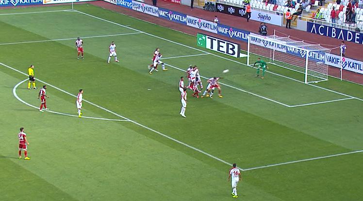Demir Grup Sivasspor - Antalyaspor