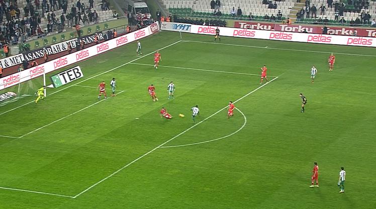 Atiker Konyaspor - Antalyaspor
