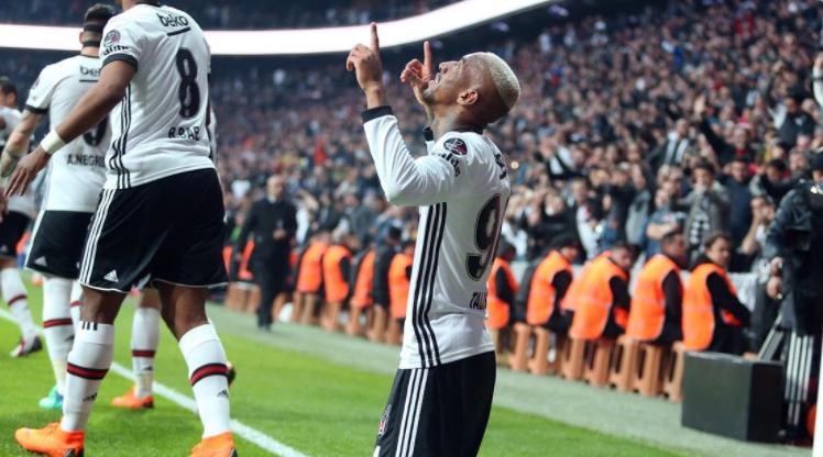 Beşiktaş Göztepe golleri