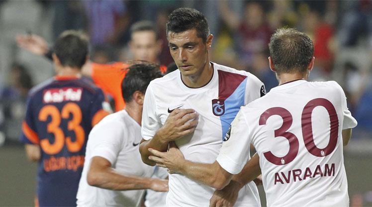 İstanbul Başakşehir Trabzonspor maç özeti