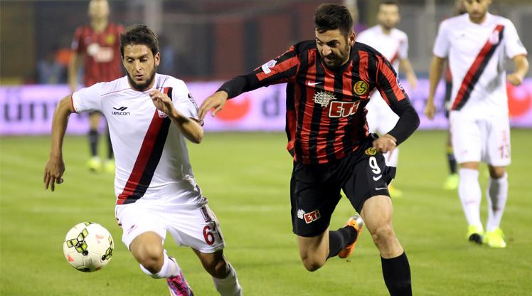Eskişehirspor Balıkesirspor maç özeti