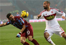 Trabzonspor Medicana Sivasspor maç özeti