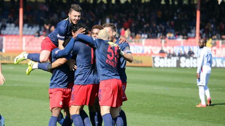 Mersin İdman Yurdu KDÇ Karabükspor maç özeti