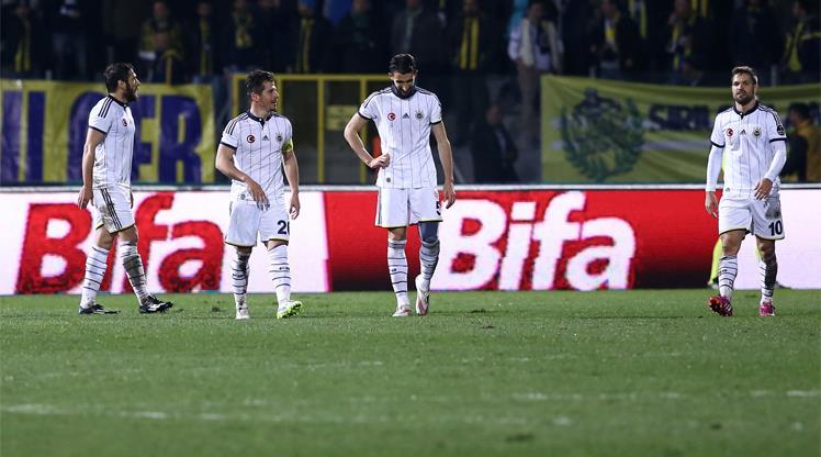 Gençlerbirliği Fenerbahçe maç özeti
