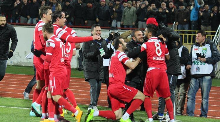 Balıkesirspor Eskişehirspor maç özeti