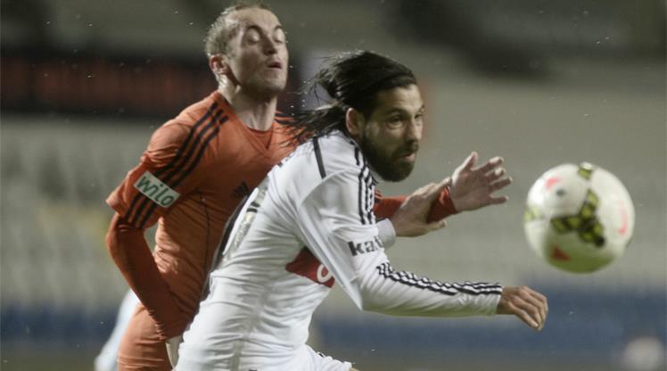 Beşiktaş İstanbul Başakşehir maç özeti