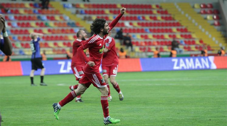 SAİ Kayseri Erciyesspor Medicana Sivasspor maç özeti