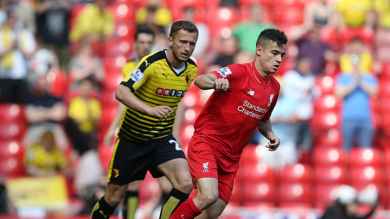 Liverpool Watford maç özeti