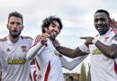 Medicana Sivasspor Gaziantepspor maç özeti