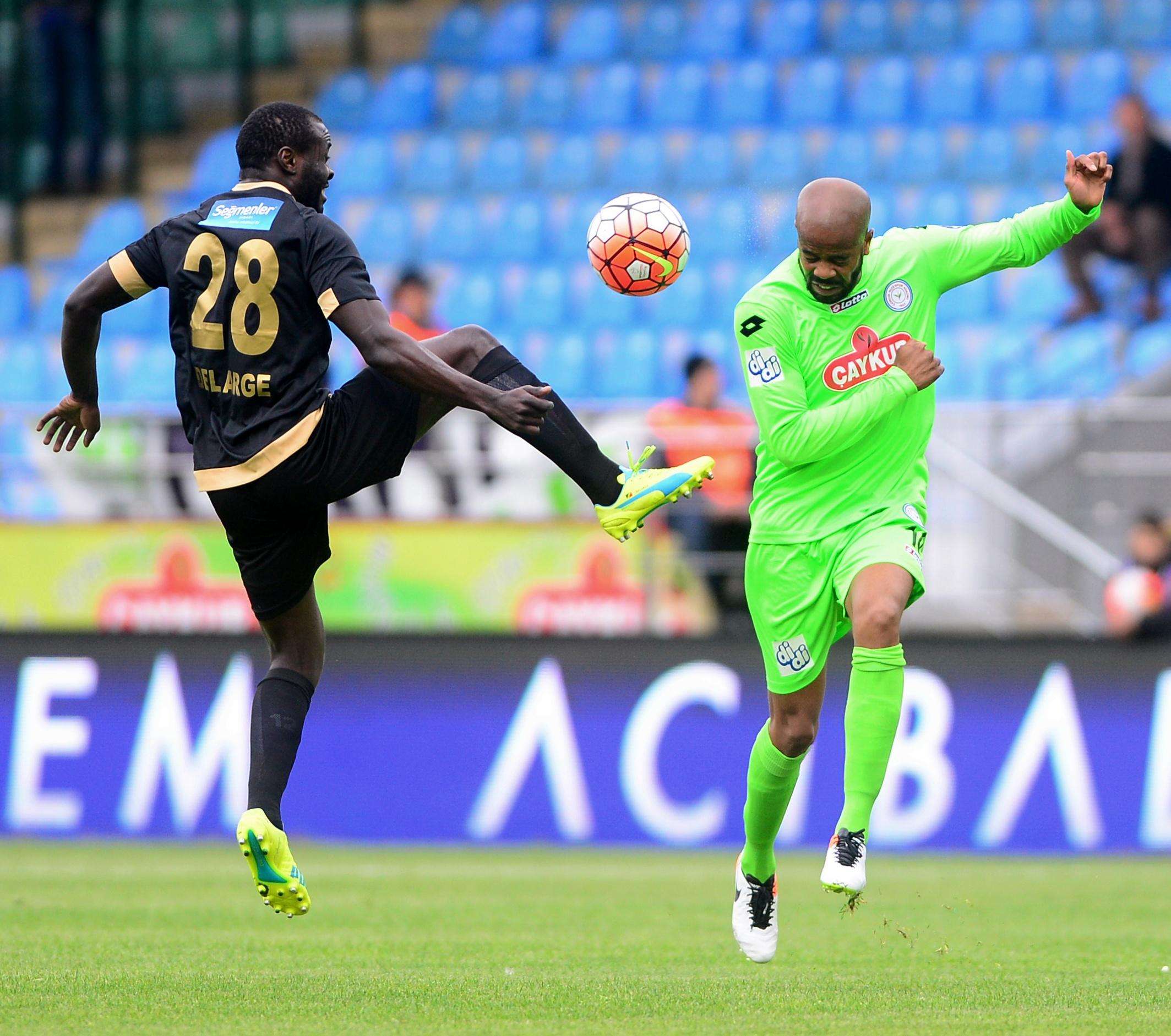 Çaykur Rizespor Osmanlıspor FK maç özeti