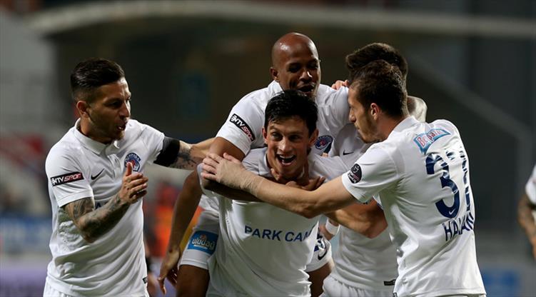 Kasımpaşa Osmanlıspor FK maç özeti