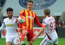 Kayserispor Sivasspor maç özeti