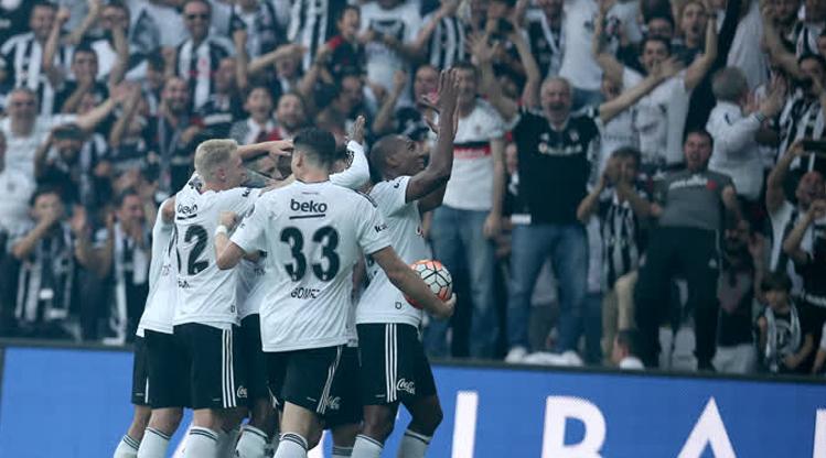 Beşiktaş Osmanlıspor FK maç özeti