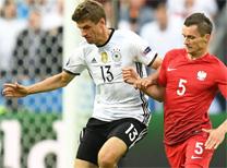 Almanya Polonya maç özeti