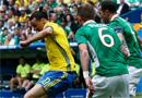 İrlanda Cumhuriyeti İsveç maç özeti