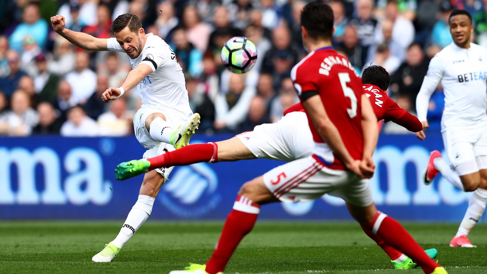 Swansea City Middlesbrough maç özeti