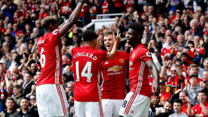 Manchester United Crystal Palace maç özeti