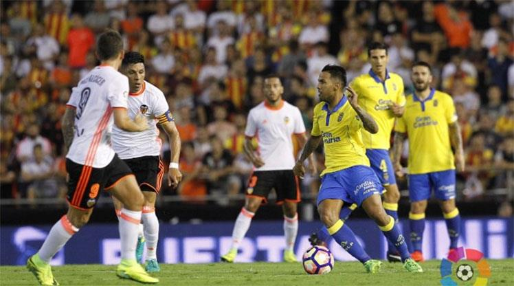 Valencia Las Palmas maç özeti