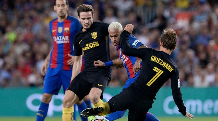 Barcelona Atletico Madrid maç özeti