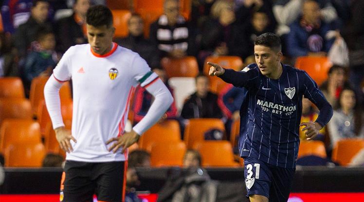 Valencia Malaga maç özeti
