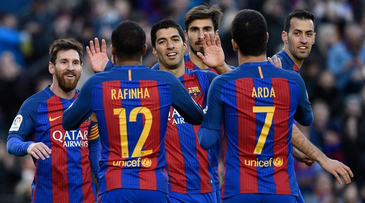 Barcelona Las Palmas maç özeti