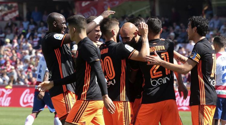 Granada Valencia maç özeti