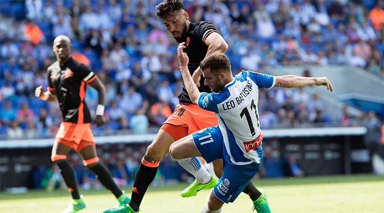 Espanyol Valencia maç özeti