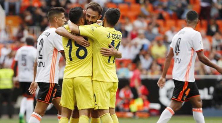 Valencia Villarreal maç özeti