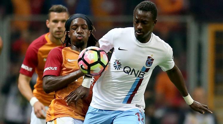 Galatasaray Trabzonspor maç özeti