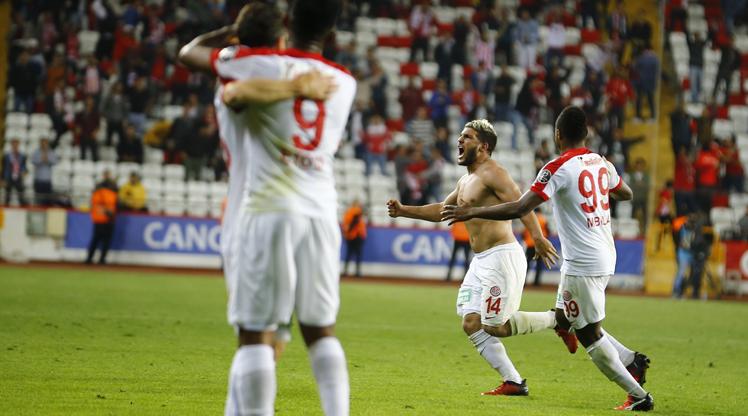 Antalyaspor Kayserispor maç özeti