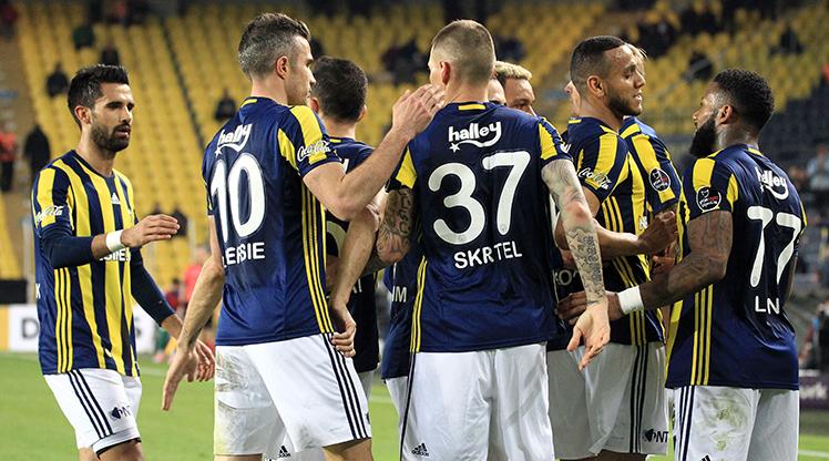 Fenerbahçe Akhisar Bld.Spor maç özeti