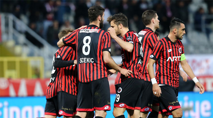 Gençlerbirliği Kayserispor maç özeti