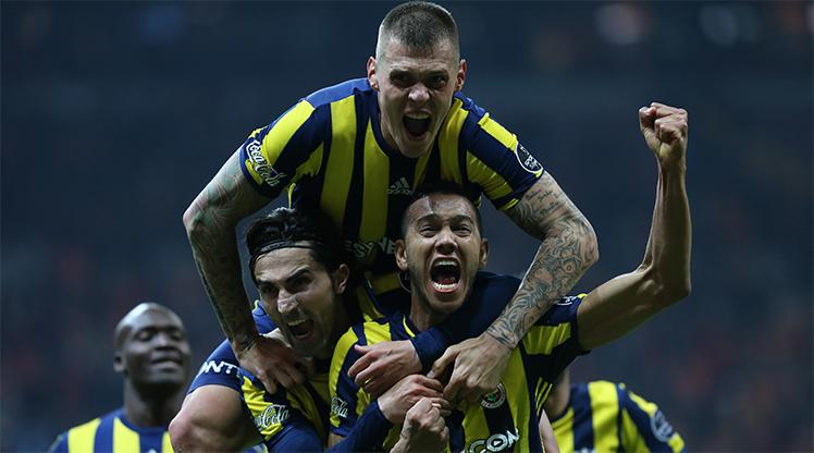 Galatasaray Fenerbahçe maç özeti