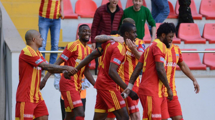 Kayserispor Aytemiz Alanyaspor maç özeti