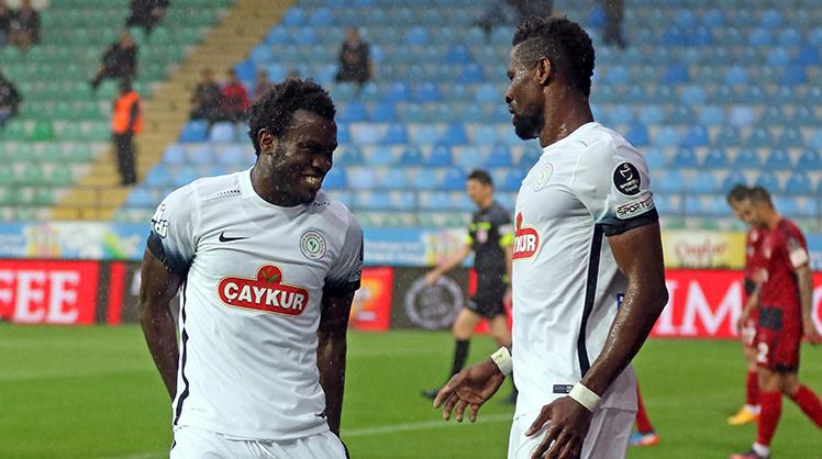Çaykur Rizespor Gaziantepspor maç özeti