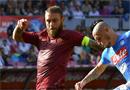 Napoli Roma maç özeti