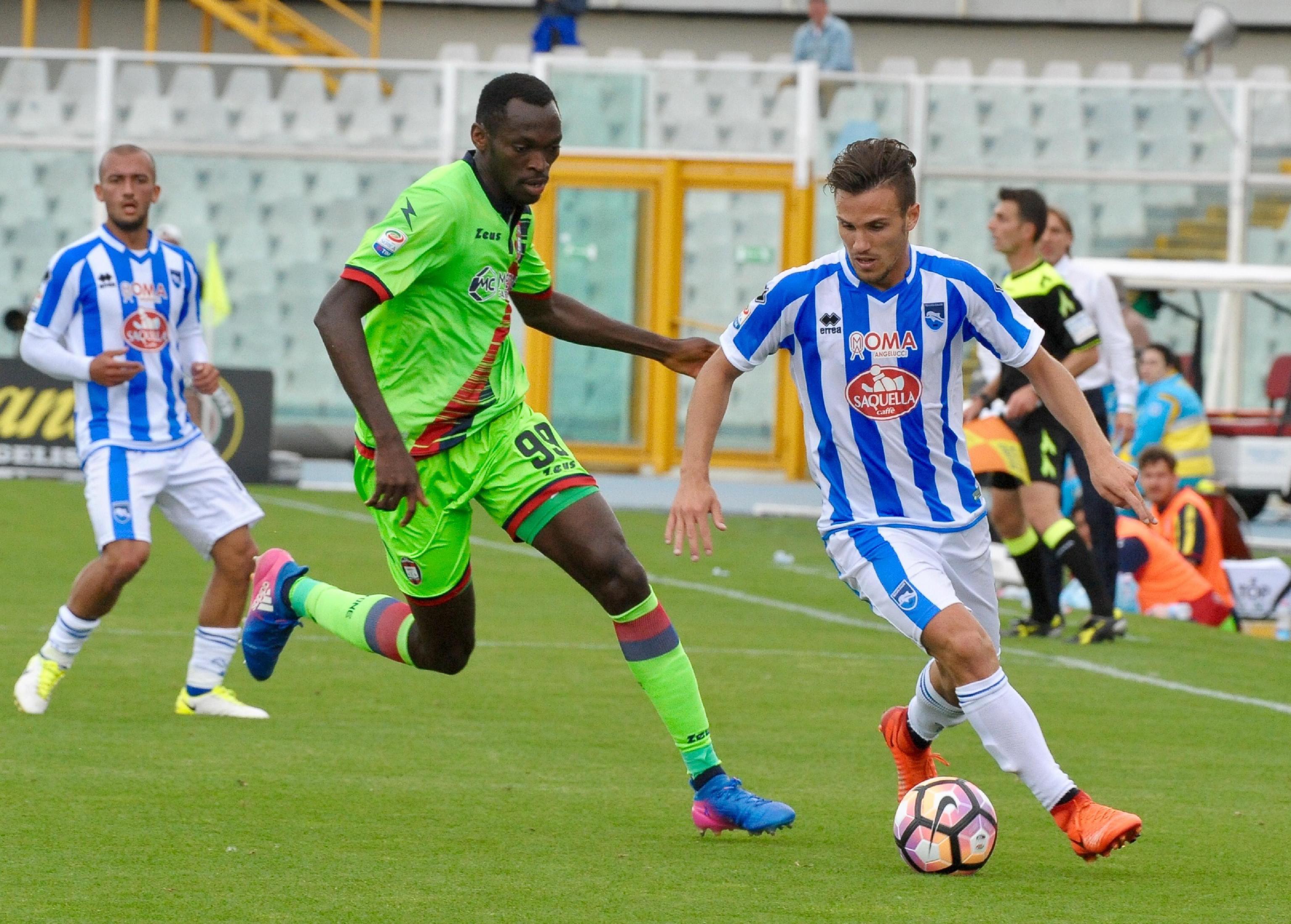 Pescara Crotone maç özeti