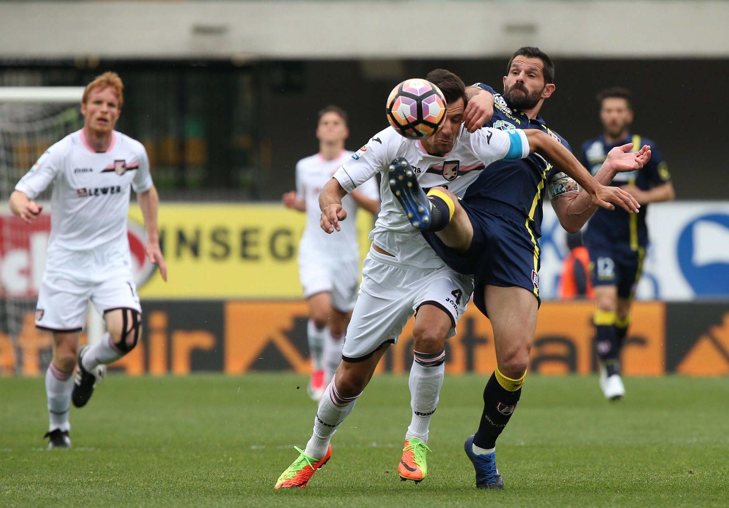 Chievo Verona Palermo maç özeti