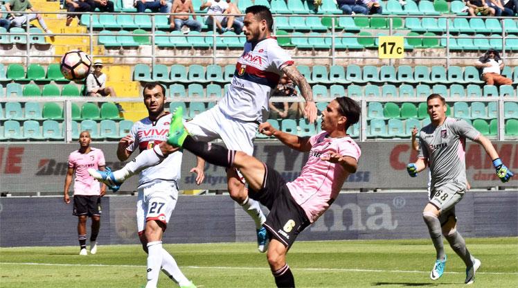 Palermo Genoa maç özeti